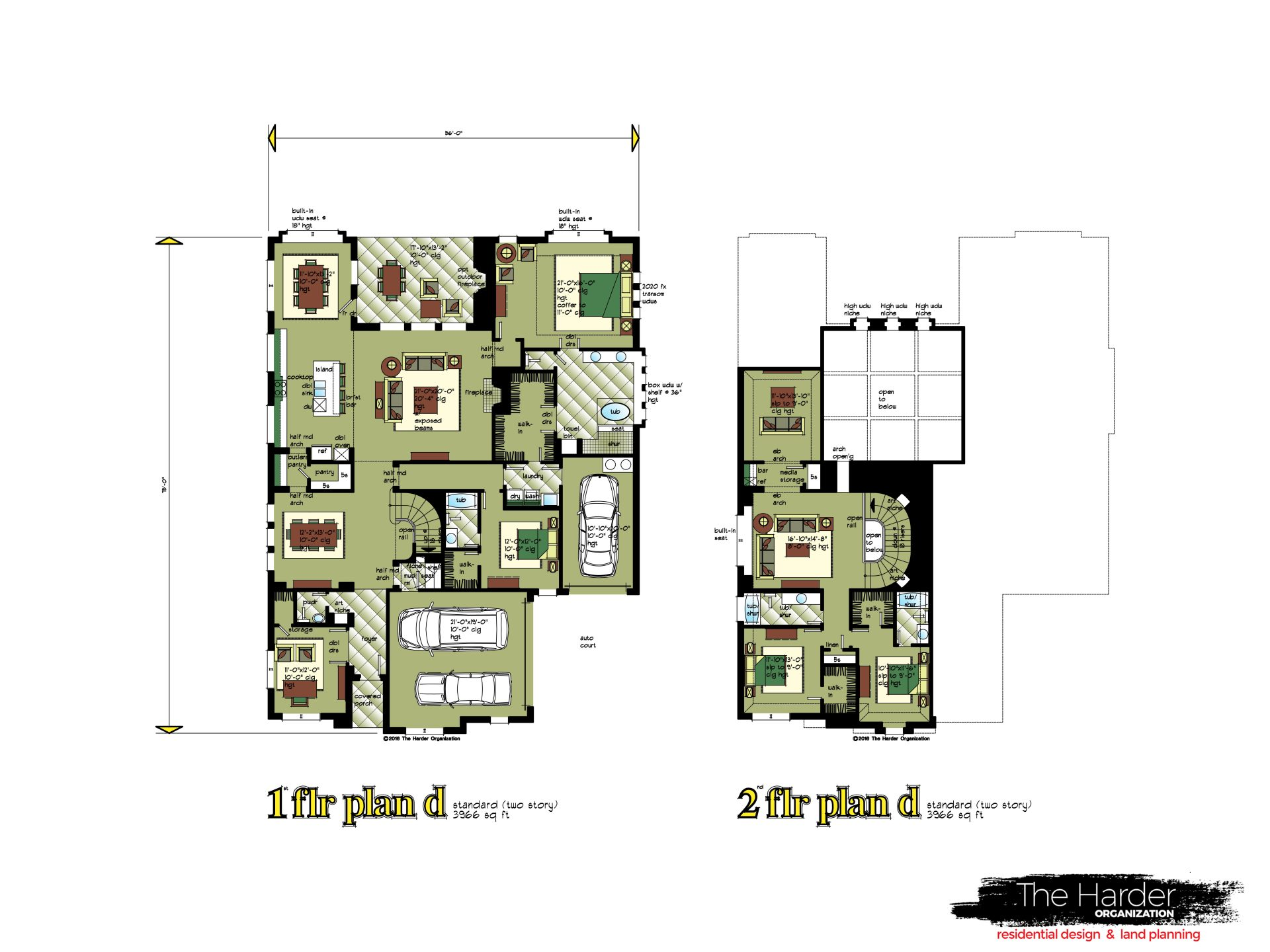 J:(Drawings)Blackstone56x75 swing gar planPlan 3370-Grayson